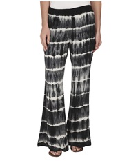 Billabong Midnight Hour Tie Dye Pant Off Black Women's Casual Pants