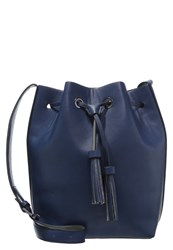 Evenandodd Handbag Navy Grey Dark Blue