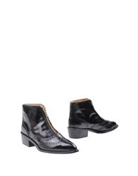 Marian Ankle Boots Black