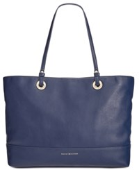 Tommy Hilfiger Tote Navy