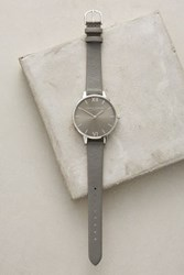 Anthropologie Recolte Watch Silver