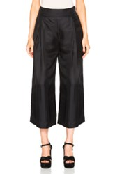Jonathan Simkhai Bond Flare Pants In Black