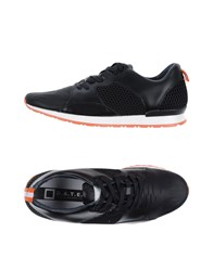 D.A.T.E. Footwear Low Tops And Trainers Men Black