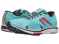 Newton Running Gravity V Sky Blue Red Men's Shoes