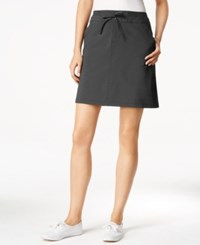 Styleandco. Style And Co. Sport Solid Skort Only At Macy's