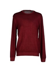 Retois Knitwear Jumpers Men Maroon