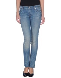 Victoria Beckham Denim Denim Pants Blue
