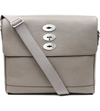Mulberry Brynmore Messenger Bag Grey