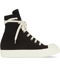 Drkshdw Ram High Top Trainers Black