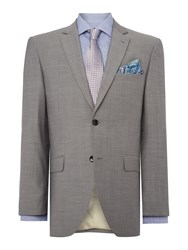 Corsivo Felice Sb2 Travel Suit Jacket Grey
