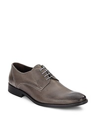 Kenneth Cole Made 2 Measure Oxfords Grey