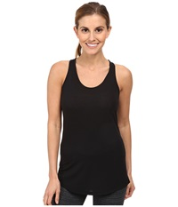 Workout Racerback Lucy Black Women's Clothing