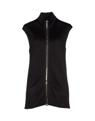 Anthony Vaccarello Cardigans Black
