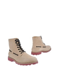 Generic Surplus Ankle Boots Sand