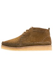 Pointer Karl Casual Laceups Green Oliv
