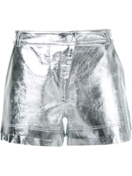 Manning Cartell Jetted Pocket Shorts Metallic