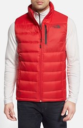 The North Face Men's 'Aconcagua' Down Vest Tnf Red