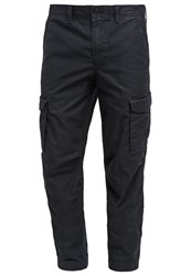 Gap Cargo Trousers Navy Dark Blue