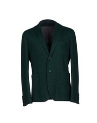 Havana And Co. Blazers Dark Green