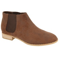 John Lewis Chelsea Ankle Boots Brown