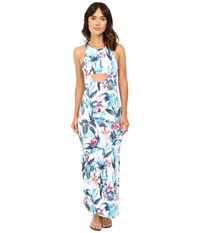6 Shore Road 24 Hr Maxi Dress Cover Up Colonial Floral Women's Swimwear Multi