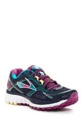 Brooks Ghost 8 Running Shoe Wide Width Available Blue