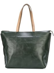 Ally Capellino Large 'Wintour' Tote Bag Green