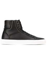 Givenchy Classic Hi Top Sneakers Black