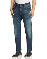 True Religion Ricky Relaxed Fit Jeans Diom Halft