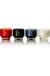Tom Dixon Elements Set Of Four Scented Candles Colorless