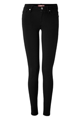 7 For All Mankind Double Knit Skinny Jeans