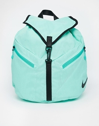 Nike Blue Label Backpack In Mint Green