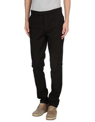 Messagerie Casual Pants Black