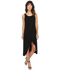 Culture Phit Flynne Sleeveless Cross Bottom Dress Black Women's Dress