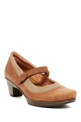 Naot Footwear Latest Mary Jane Pump Brown