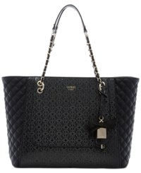 Guess Marian Medium Tote Black