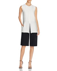 Dkny Color Block Romper Gesso