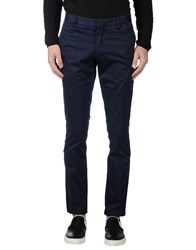 Cesare Paciotti 4Us Trousers Casual Trousers Men Dark Blue