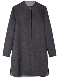Gerard Darel Carmen Coat Grey Appears