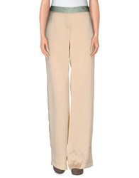 Michelle Windheuser Trousers Casual Trousers Women Beige