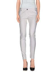 Elisabetta Franchi 24 Ore Trousers Casual Trousers Women White