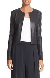 Elizabeth And James Women's Helen Leather Jacket