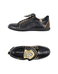 Frankie Morello Sneakers Black