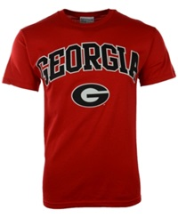 Vf Licensed Sports Group Men's Georgia Bulldogs Midsize T Shirt