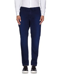 Re Hash Trousers Casual Trousers Men Blue