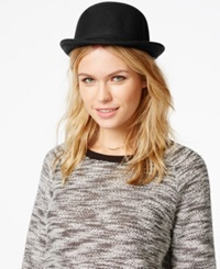 Bcbgeneration Heart Charm Bowler Hat
