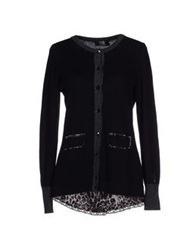 Vdp Collection Cardigans Black