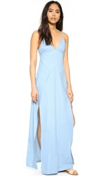 Style Stalker Confidence Maxi Dress Chambray