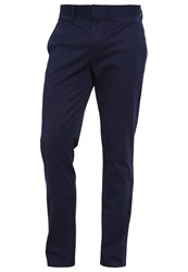 Banana Republic Fulton Chinos Navy Dark Blue