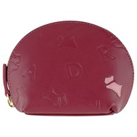 Radley Oriel Small Leather Coin Purse Red